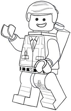 Jogo Emmet Batman E Os Personagens De Aventura Lego O